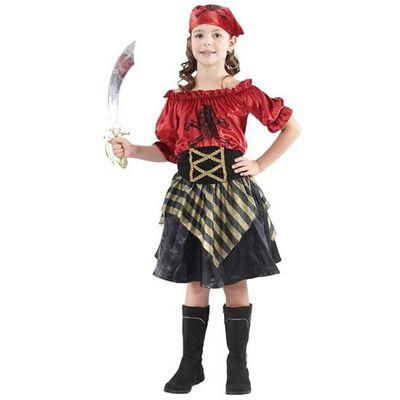 Foto van Piraten kinder kostuum