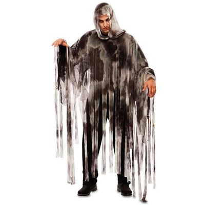 Halloween poncho spook