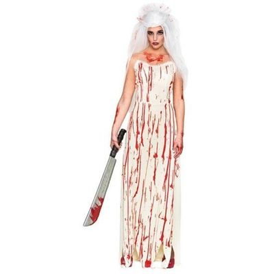 Zombie bruidsjurk