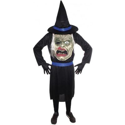Foto van Monster met hoed kostuum