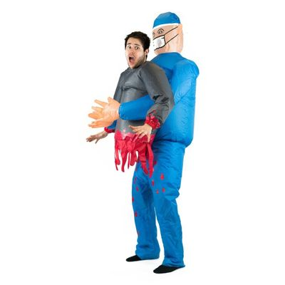 Dokter carry me kostuum