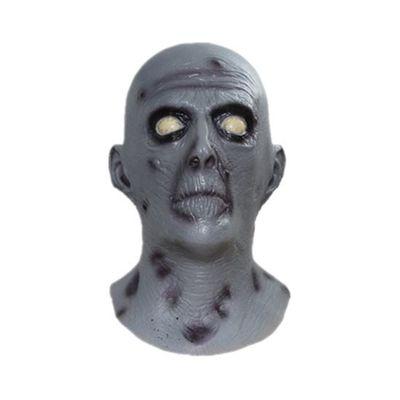 Masker raised zombie