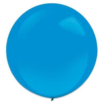 Foto van Ballonnen royal blue (60cm) 4st