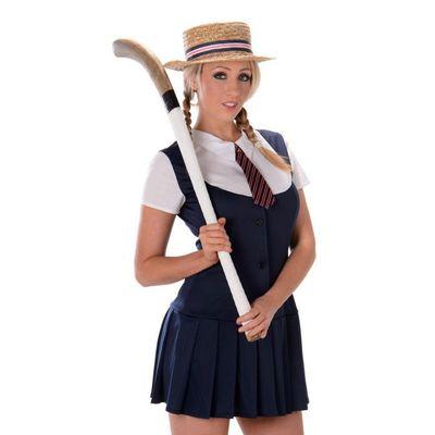 Foto van Schoolmeisje kostuum