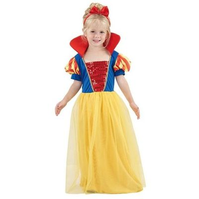 Sneeuwwitje jurk peuter