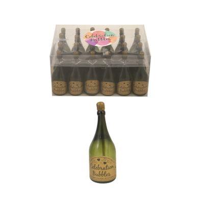 Foto van Bruiloft bellenblaas champagnefles