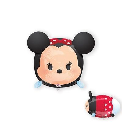 Foto van Folieballon Minnie Ultrashape
