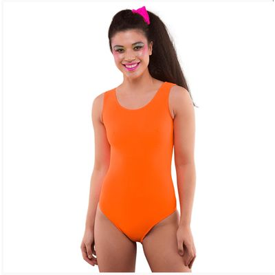 Foto van Neon body oranje