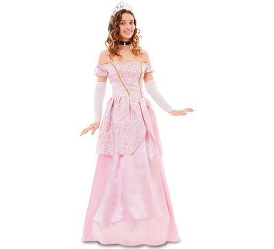 Prinses Peach jurk