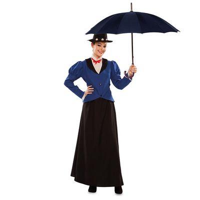 Foto van Mary Poppins kostuum