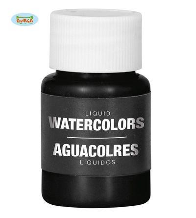 Body paint op waterbasis - zwart