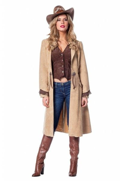 Cowgirl jas en gilet - Luxe