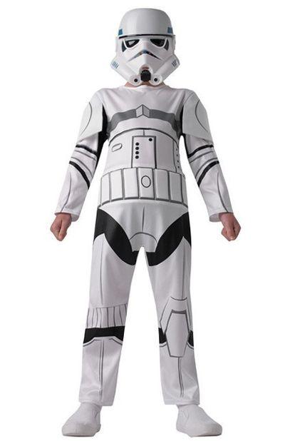 Stormtrooper kostuum - jongens