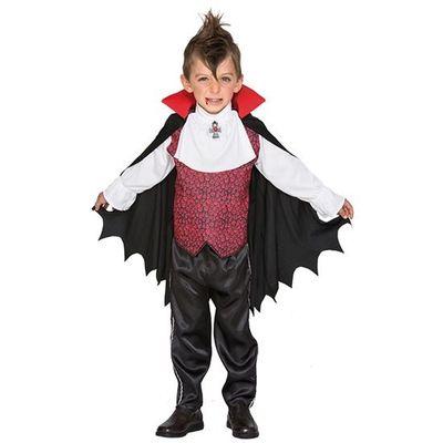 Vampier kostuum baby