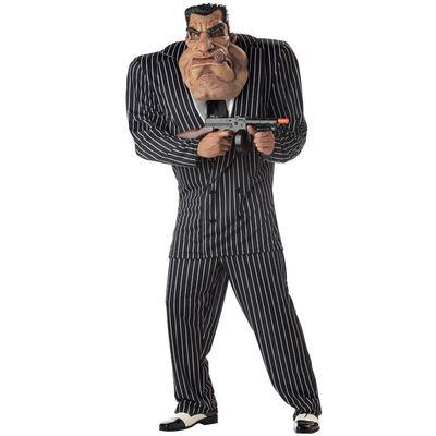 Foto van Maffiabaas Big Tony kostuum