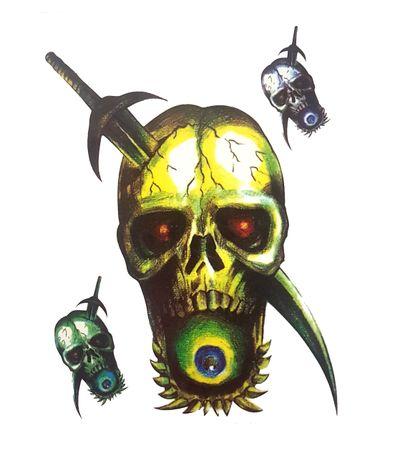 Skulls neptattoo