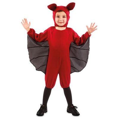 Foto van Vleermuis kostuum kind