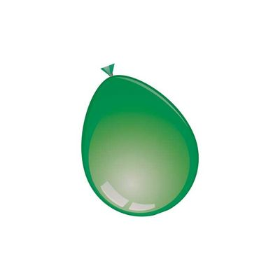 Foto van Ballonnen donkergroen 10st (30cm)