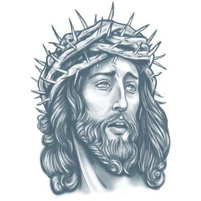 Foto van Neptattoo Jezus