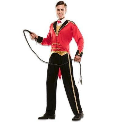 Foto van Circusartiest kostuum heren