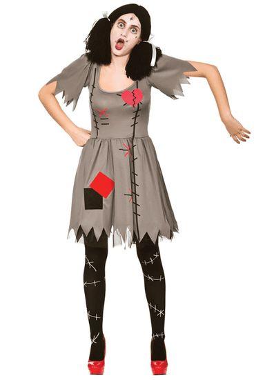 Voodoo pop kostuum