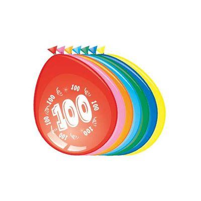 Foto van Leeftijd ballonnen 100 jaar