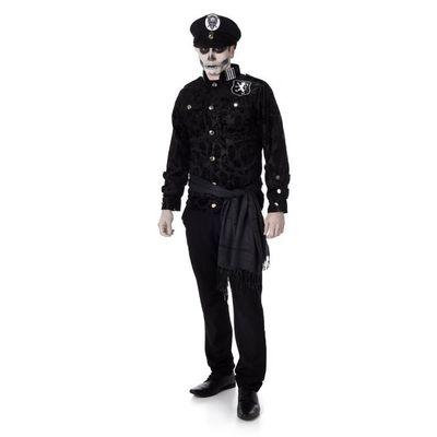 Foto van Zombie officier kostuum
