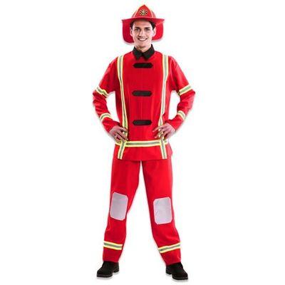 Foto van Brandweer kostuum