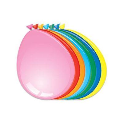 Ballonnen assorti kleuren 50 stuks