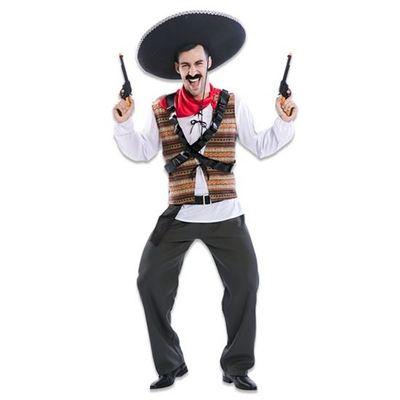 Foto van Mexicaanse bandiet shirt