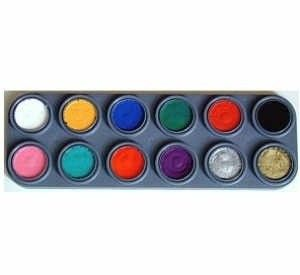 Water Make-up (Pure) (12A)