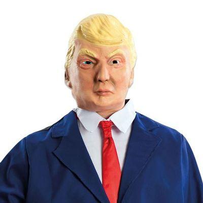 Foto van Masker Donald Trump