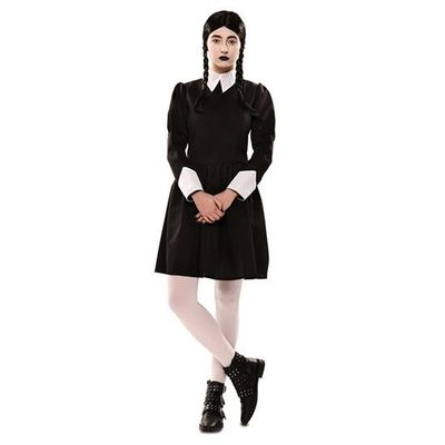Wednesday Addams kostuum