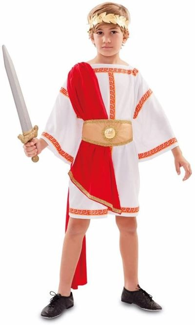 Romeinse keizer kostuum kind