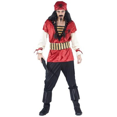 Piraten kostuum - Jack Sparrow