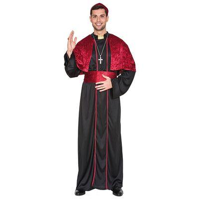 Paus kostuum - Zwart