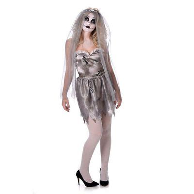 Foto van Horror bruid kostuum