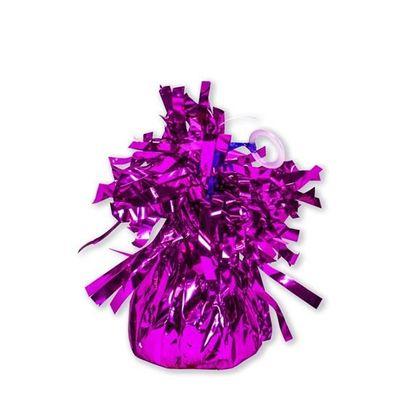Ballon gewicht Donker roze