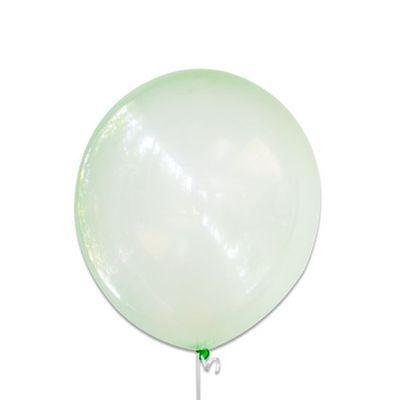 Ballonnen bubbel groen (30cm)