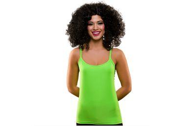 Neon top groen