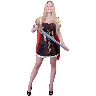 Foto van Gladiator jurk dames