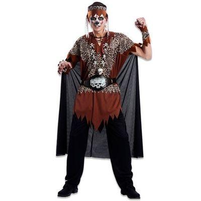 Voodoo koning kostuum