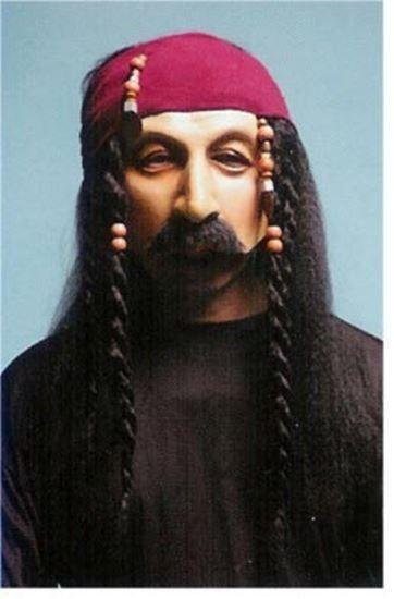 Masker Caribbean pirate