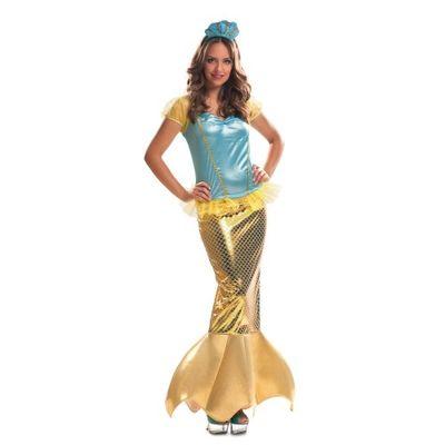 Kleine zeemeermin kostuum