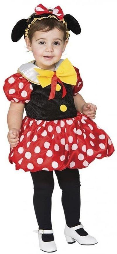 Minnie Mouse kostuum kind