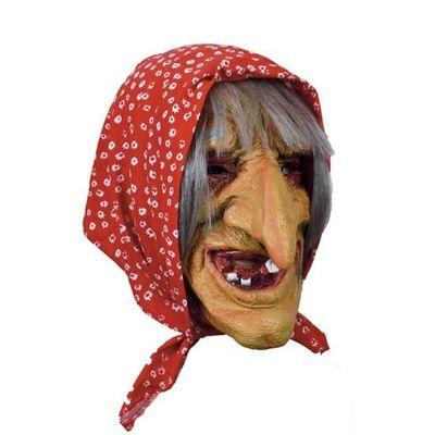 Masker oude heks