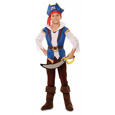 Piraten kostuum jongen