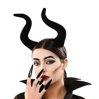 Maleficent hoorns