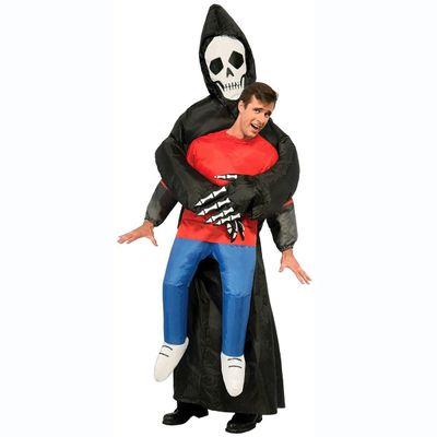 Foto van Grim Reaper carry me kostuum