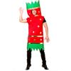 Afbeelding van Christmas Cracker kostuum